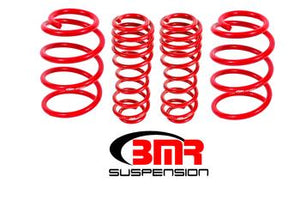 "BMR - Lowering Springs, Set of 4, 1.5"" Drop, Performance, GT500"