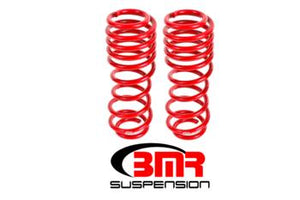 "BMR - Lowering Springs, Rear, 1.5"" Drop, Handling, GT500"