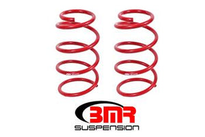 "BMR - Lowering Springs, Front, 1.5"" Drop, Drag, GT500"