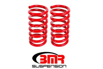 BMR - Lowering Springs, Rear, Drag Version