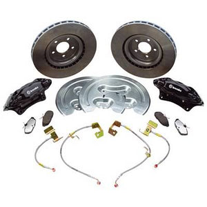 Ford Performance - (2005-14) Mustang GT 14 in. Brake Upgrade Kits M-2300-S