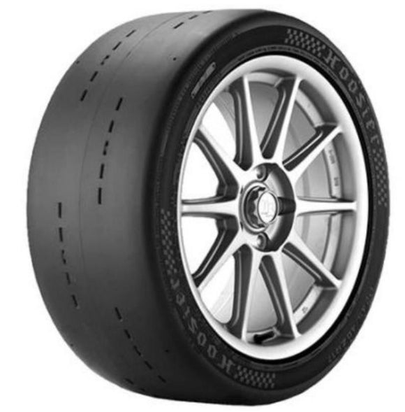 Hoosier DOT Drag Radial Tires - 235/60R15 - 17314DR2