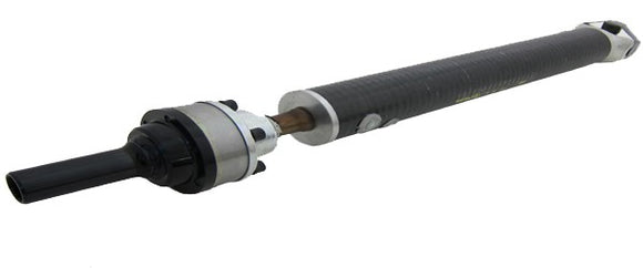 The Driveshaft Shop - Custom CV driveshaft using a Ball and Cage style CV (Real CV) in your Street rod or Muscle car
