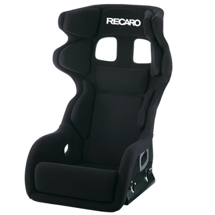 Recaro Ultima P1300 GT Seat Velour Black with Flexible Adapter (071.71.0995-01)