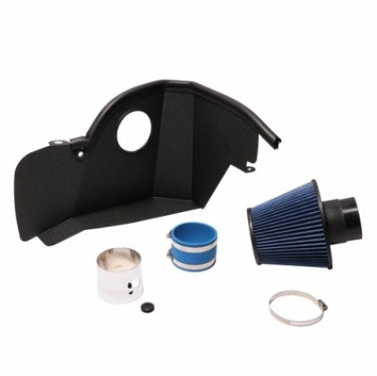 BBK - (2015-17) Mustang 2.3L Ecoboost Power+Plus Cold Air Intake Kit (Chrome)