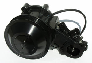 Meziere 5.0L Coyote 55 GPM Electric Water Pump (Standard Pulley)