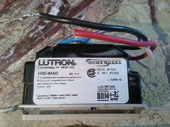 ❶ Lutron HRD-8ANS-IV Homeworks Rf HW 8amp Switch -Color Choice -Previously Loved