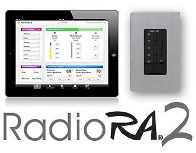 RadioRA®2 Consultation & System Design Services + Triathlon & Sivoia QS Shades