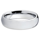 Tungsten Wedding Band,5.5mm,Handmade,Tungsten Carbide Ring,Comfort Fit Ring