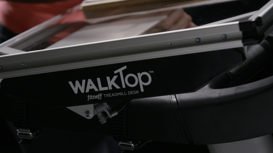 why a treadmill desk is better than a traditional desk WalkTop