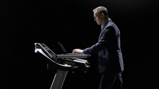 Fitneff™ Tackles Sedentary Lifestyles with The WalkTop™ Treadmill Desk