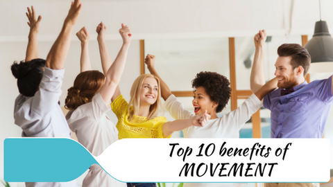 movement, health, wellness, workplace wellness, benefits, top 10, walking, working, treadmill desk,