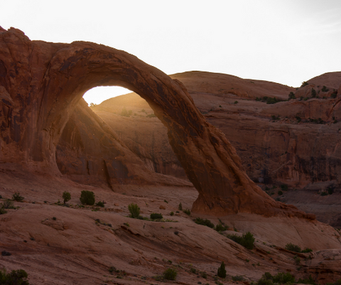 Arches National Park, Moab, Utah, United States, Independence Day