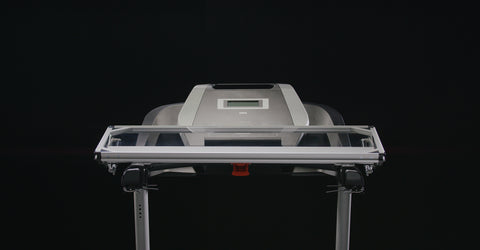 WalkTop Treadmill desk moving forward