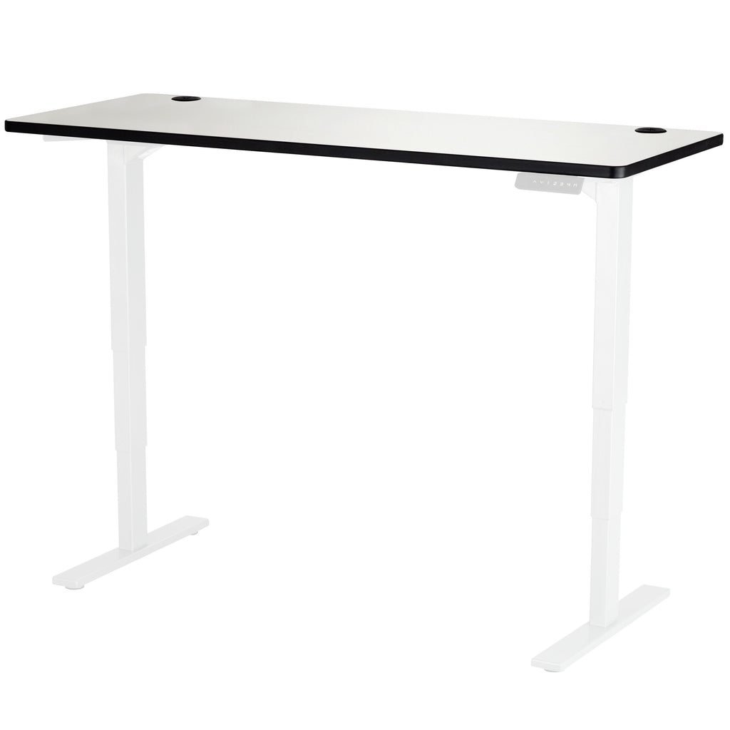 Height-adjustable sit-stand desk Safco Fitneff United States