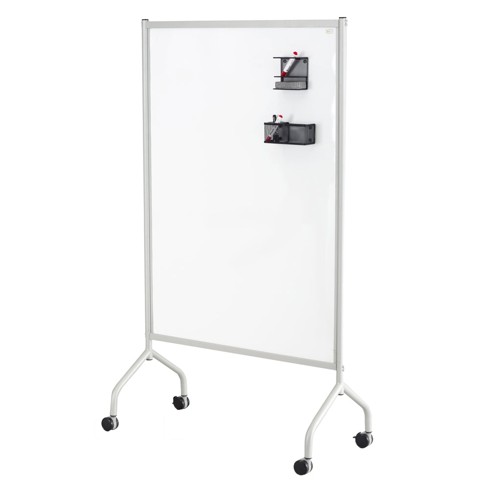 Classroom Whiteboard for students, space divider, Safco Fitneff United States