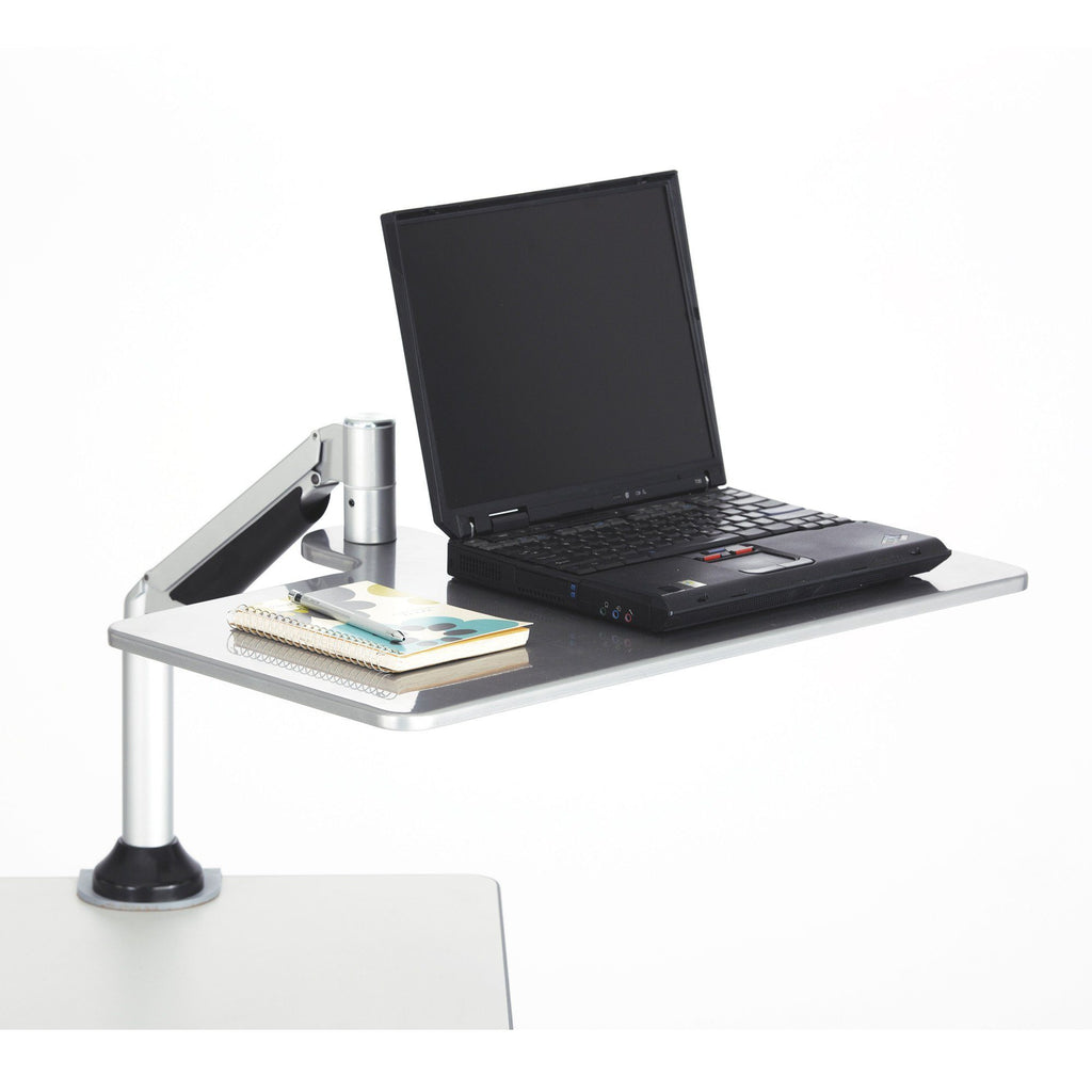 Safco Desktop Sit-Stand Laptop Workstation by Fitneff United States