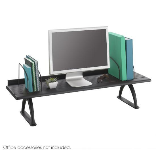 Desktop organizer for laptop or monitor Fitneff United States