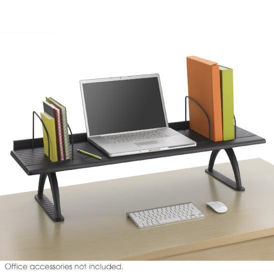 Raised desk organizer Fitneff United States Safco