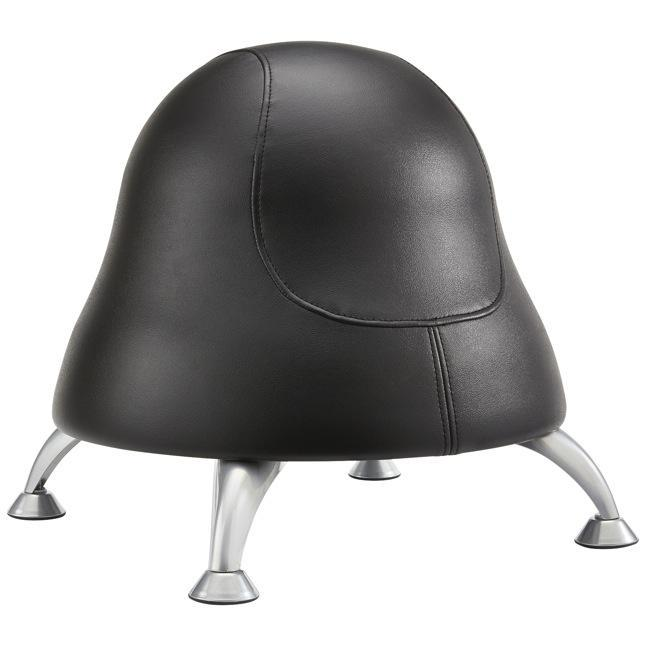 Runtz™ Ball Chair by Focal Upright from Fitneff United States - Black Vinyl