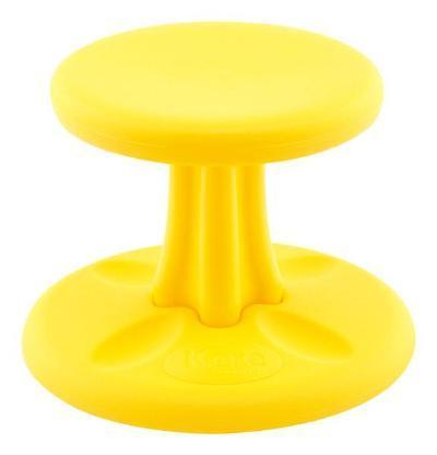 "Yellow Kore Toddler Wobble Chair 10"" Fitneff United States"