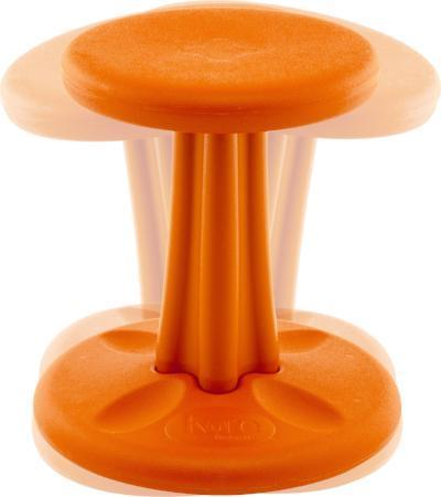"Orange Kore Kids Wobble Chair 14"" Fitneff United States"