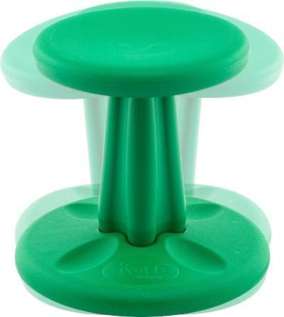 "Green Kore Pre-School Wobble Chair 12"" Fitneff United States"