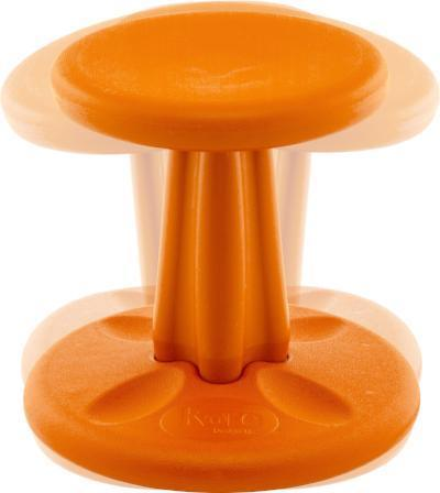 "Orange Kore Pre-School Wobble Chair 12"" Fitneff United States"