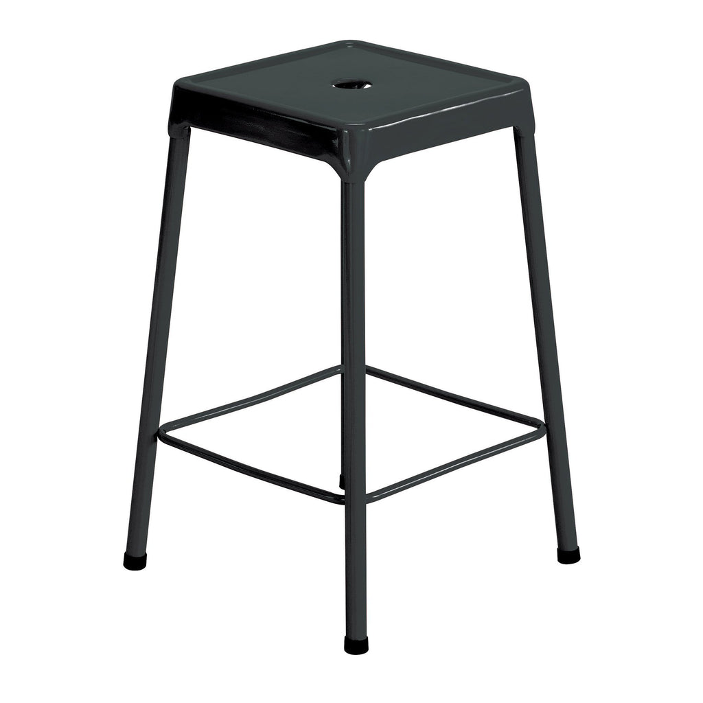 "Safco 25"" Steel Counter Stool by Fitneff United States"