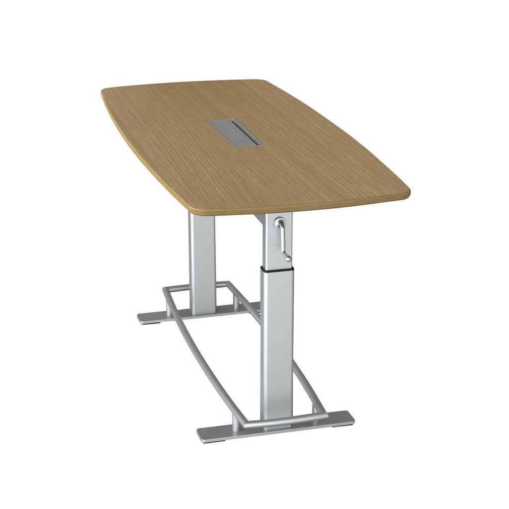"Focal™ Confluence Table 6, 78""L x 34""W by Safco from Fitneff United States"