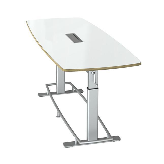 "Focal™ Confluence Table 8, 94""L x 36""W by Safco from Fitneff United States"