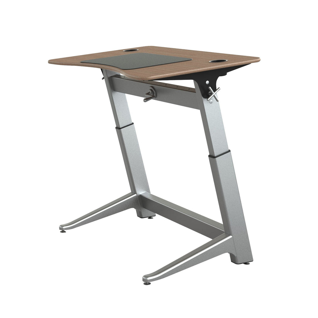 "Focal™ Locus™ 6 Standing Desk 30""L x 72""W by Safco from Fitneff United States"