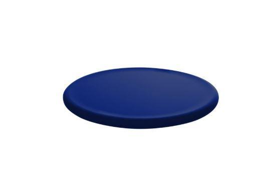 Educational Kore Kids Floor Wobbler Balance Disc for Classrooms Fitneff United States- Dark Blue