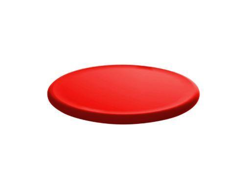 Educational Kore Kids Floor Wobbler Balance Disc for Classrooms United States - Red