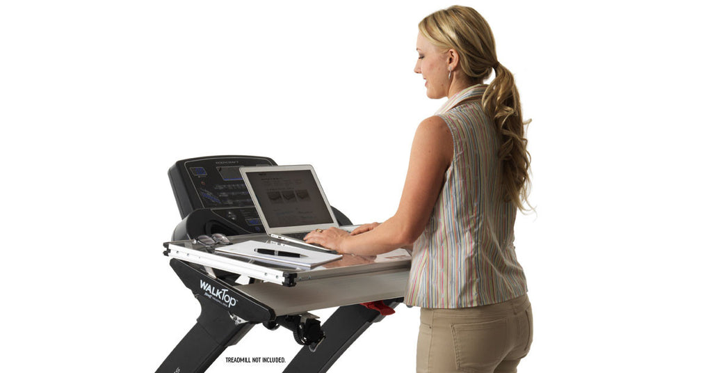 Treadmill Workstation by Fitneff