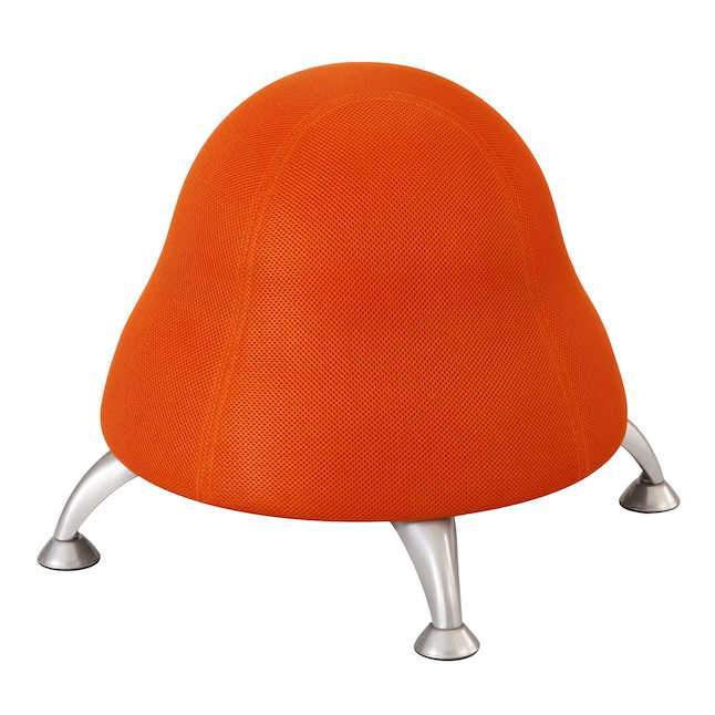 Runtz™ Ball Chair by Focal Upright from Fitneff United States - Orange