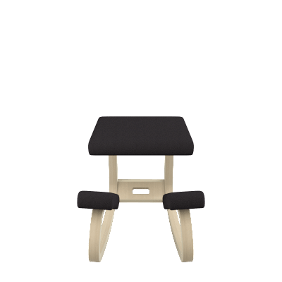 Varier Variable ergonomic Active Stool from Fitneff United States - black