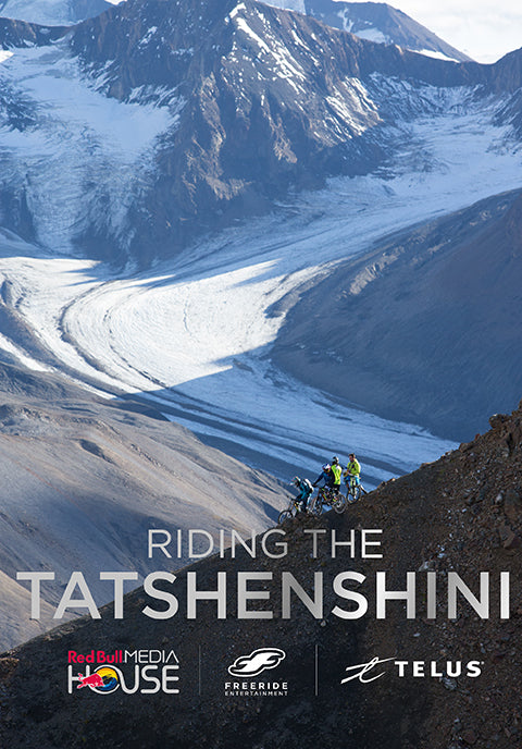 Tyler McCaul - Riding The Tatshenshini on Red Bull TV