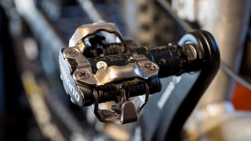 c5e255090 A large part of the choice to use stainless steel cleats has to do with  spring tension. Crank Bros. and Time both have much higher tension in the  retaining ...