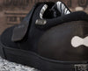Jetlag Nero Clipless Bike Shoe | DZRshoes - closeup