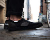 Jetlag Nero Clipless Bike Shoe | DZRshoes - on the foot