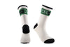 Original Wool Sock -White/Grass