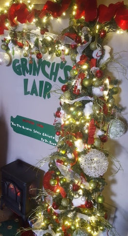 Grinch's Lair Admission - Texas Jail House