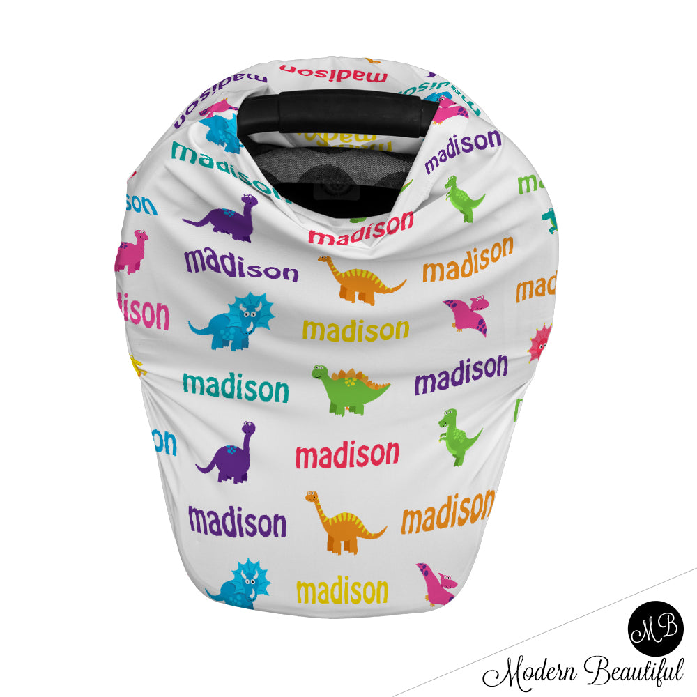 car seat cover nursing cover stroller cover shopping cart cover