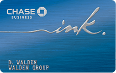 Chase Ink Plus Travel Card