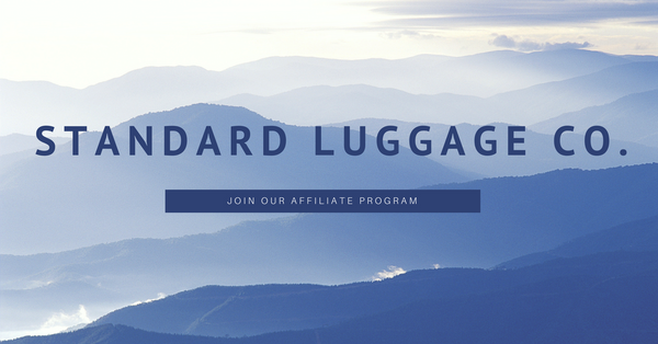 Standard Luggage Co. Affiliate Program