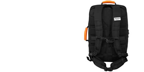Ergonomic and comfortable backpack