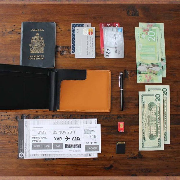 Buy Standard's Travel Wallet