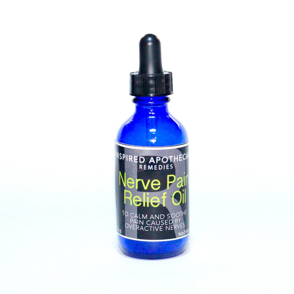 Nerve Pain Relief Oil Inspired Apothecary Llc