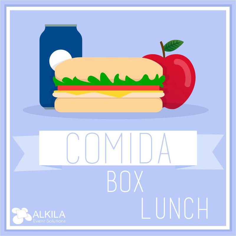 Comida Box Lunch Gourmet